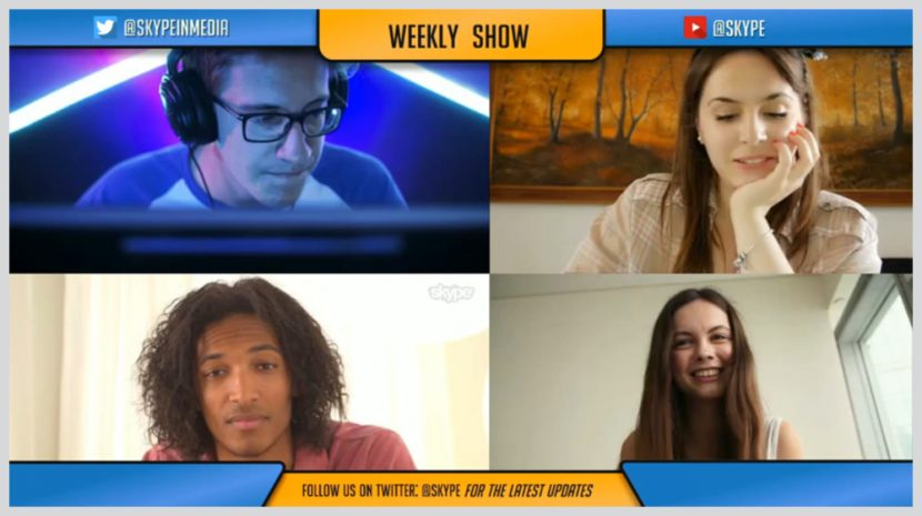 New Skype Content Creators Mode Targeted to Live Streamers and Video Bloggers