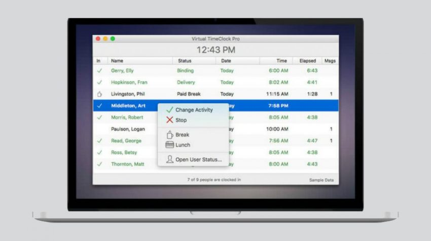 Spotlight: Redcort Software Develops Virtual Time Clock Software for Efficient Businesses