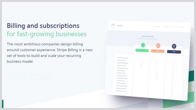 Stripe Billing Can Help Small Businesses that Accept Recurring Payments
