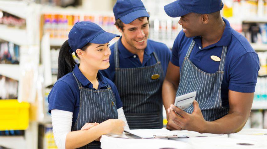 require employee uniforms