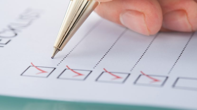 Small Business Advertising Checklist