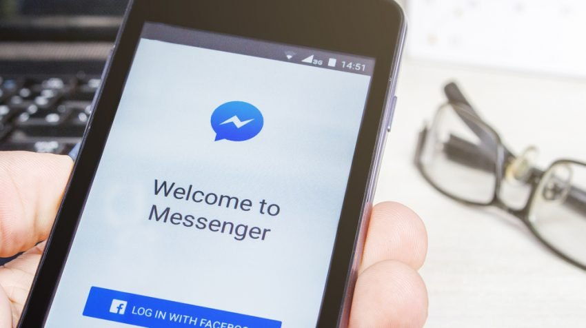 facebook scans private messages
