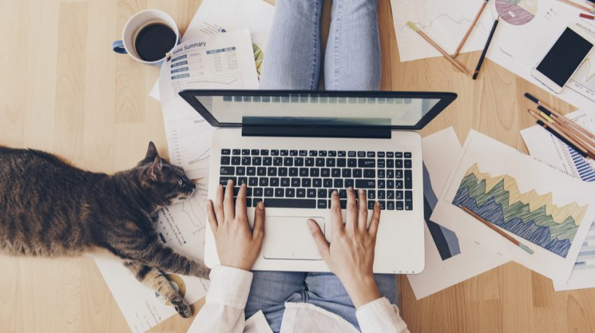 2018 Remote Work Statistics: 3.9 Million Americans Work from Home At Least Half the Week