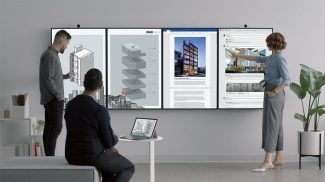 Microsoft Surface Hub 2 May Be the Ultimate Collaboration Tool