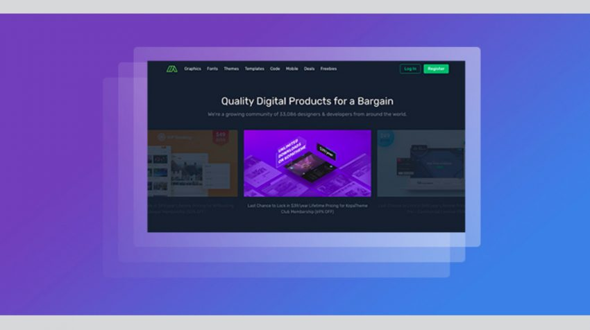 Graphic Design Marketplace MakiPlace is an Ecommerce Site for Selling Digital Goods