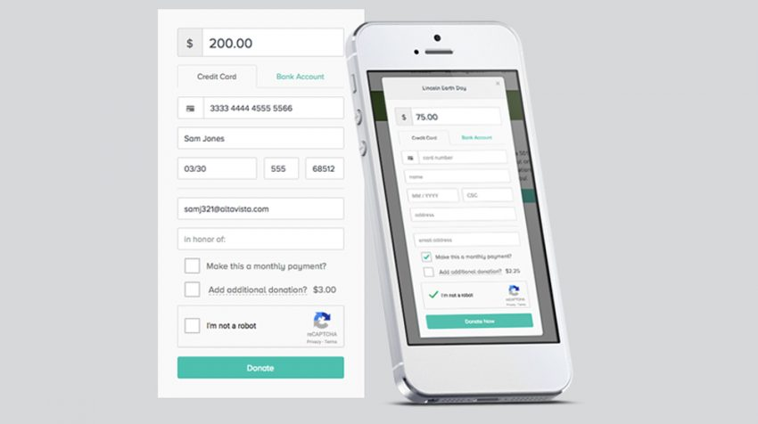PaymentSpring Checkout Widget Now Available for Your Website -- No Expert Needed to Set It Up