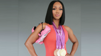 Olympic Gold Medalist Carmelita Jeter: Teamwork in Sports and Business