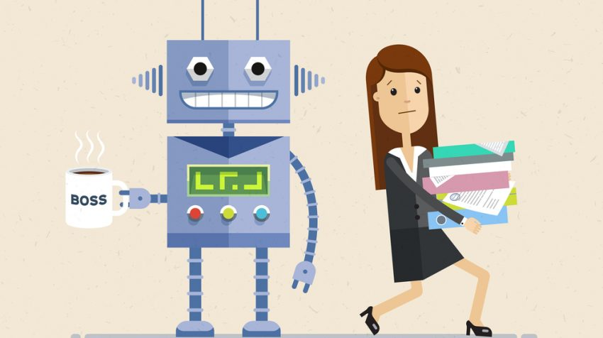 Study Find Automation Anxiety Makes Employees Sick