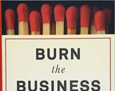 Burn the business plan! Burn the business plan! Wait? Is that all I need to do to get started in this