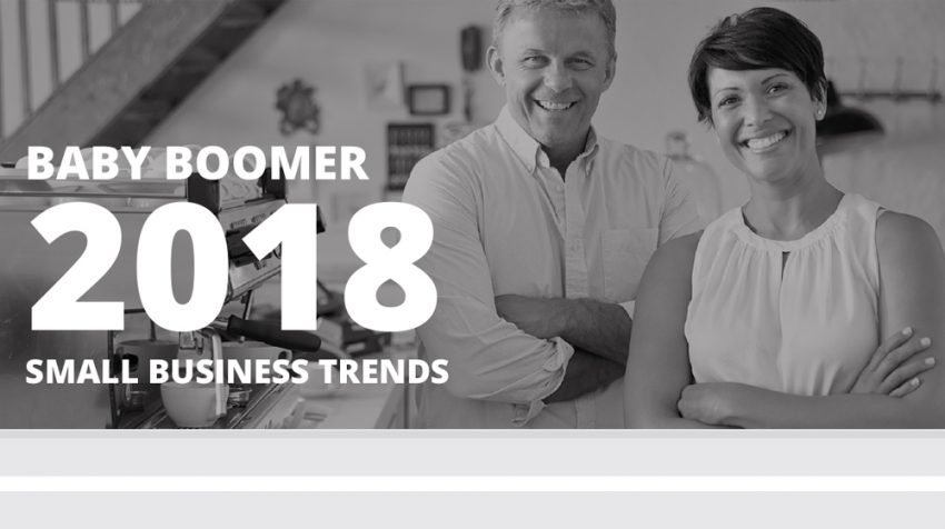 2018 Baby Boomer Small Business Trends