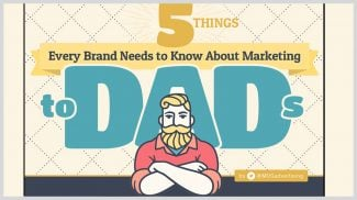 5 Things Your Small Business Should Know About Marketing to Dads [Infographic]