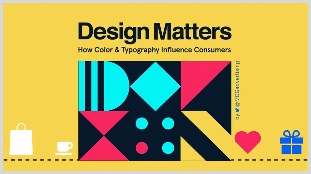 The Impact of Color and Typography in Marketing