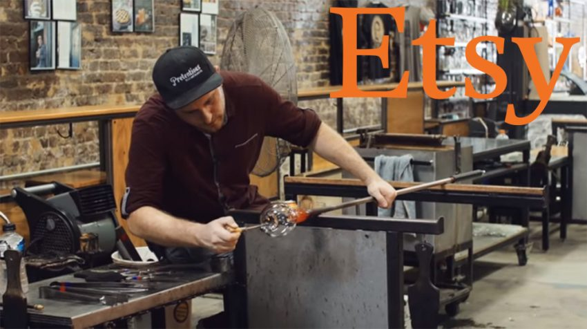 Etsy Raises Sellers Fees to 5% to Invest in Marketing