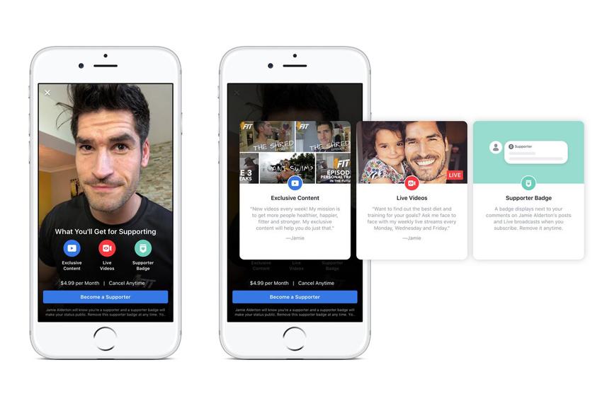 New Facebook Tools for Video Creators