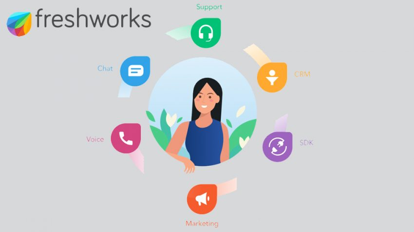Freshworks 360 Brings Sales, Marketing and Support for Small Business