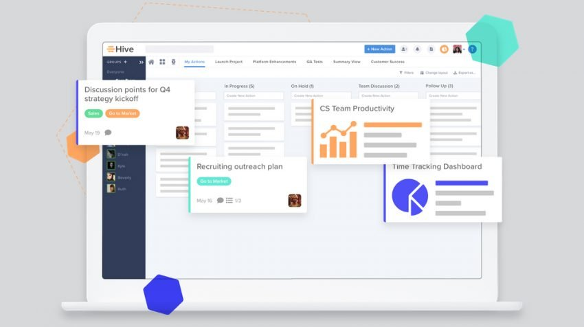 What is the Hive Productivity Platform and How Can it Help Your Small Business?