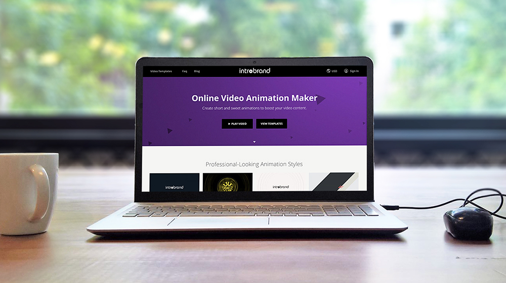 Introbrand Video Animation Tool is the Latest Built for Brand Awareness