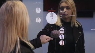 Mastercard Smart Mirror Allows Customers to Buy Right from the Changing Room
