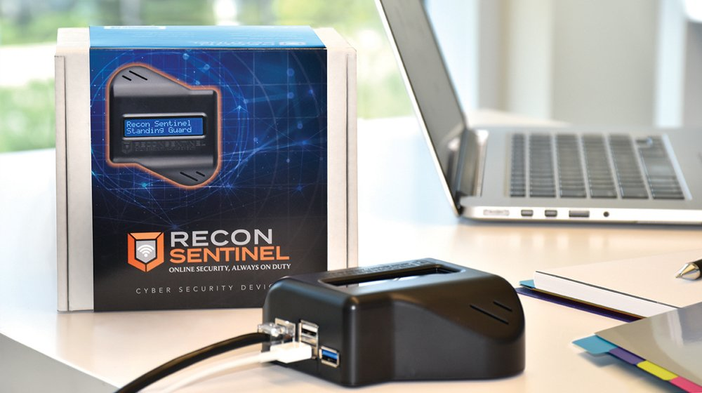 Recon Sentinel Fights Malware Invading Your Home Office Right at Your Router