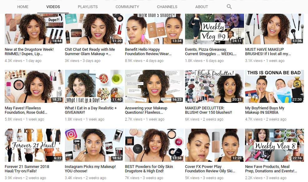 8 Ways to Build YourInfluencer Brand: Samantha Jane