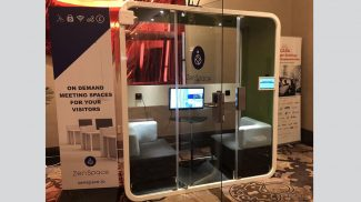 Check This Out -- ZenSpace is a Pop-Up Smart Office