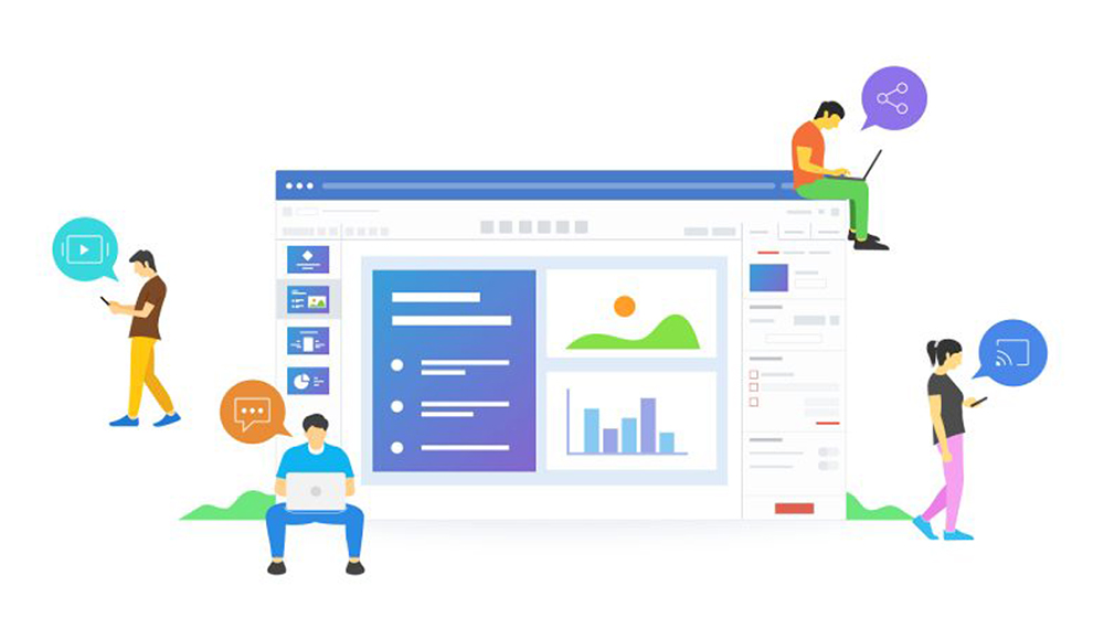 Zoho Show Labeled a Next-Generation Presentation Tool