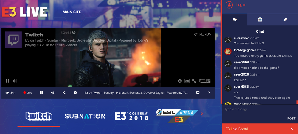 Livestreamed Games Business Opportunities Abound - e3 gaming conference los angeles 2018