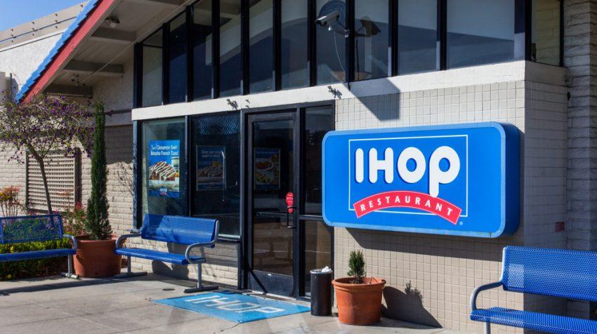 IHOP Rebrand: IHOP -- Make That IHOB -- Gets Flame Broiled Over Rebranding