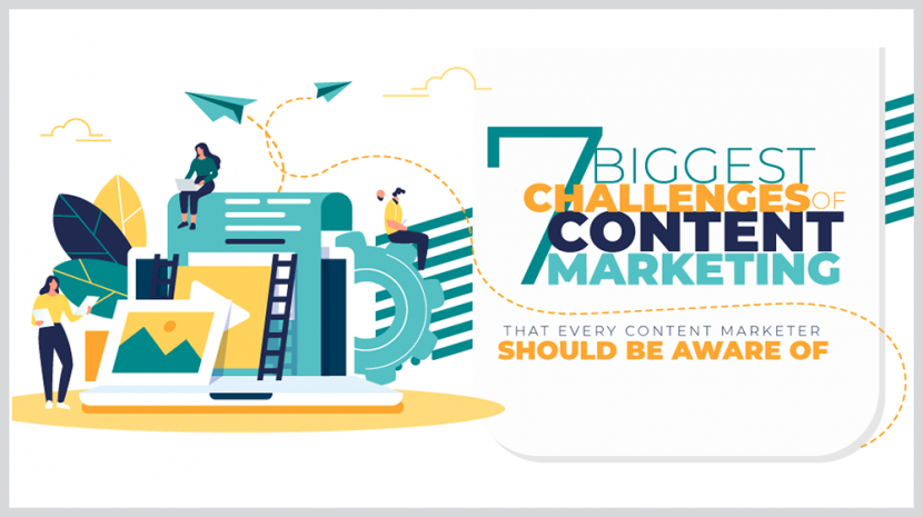 The 7 Biggest Content Marketing Challenges You Will Face