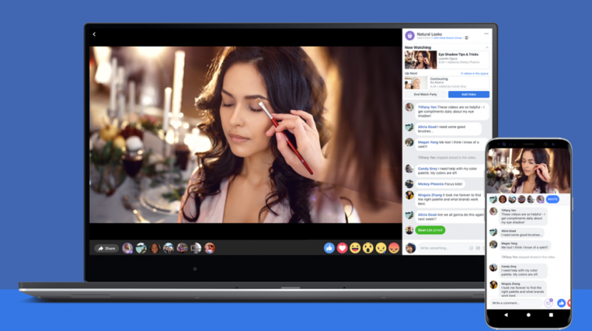 Facebook Watch Party Launches Worldwide