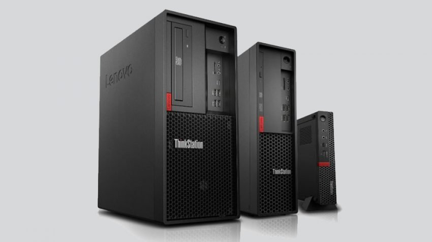 Introducing The Lenovo ThinkStation P330 Family