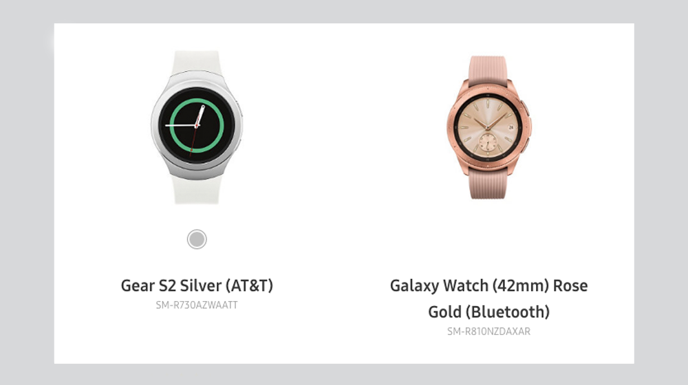 Samsung Galaxy Watch Set for Release