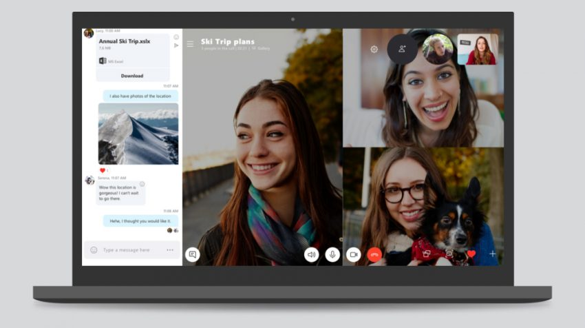 Get Skype 8 Update Now -- Microsoft Says Skype Classic Won't Work After September 1