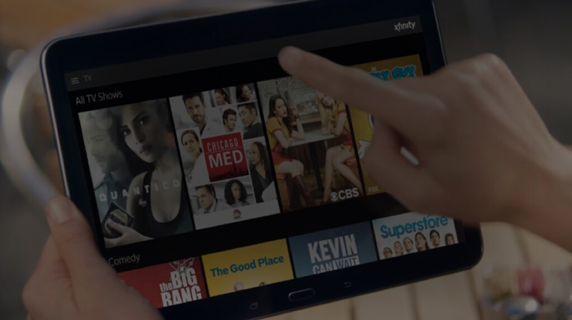 Comcast Launches Xfinity Stream App for Business TV Customers