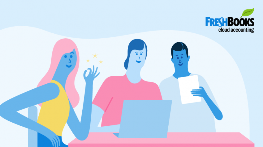 freshbooks features for teams