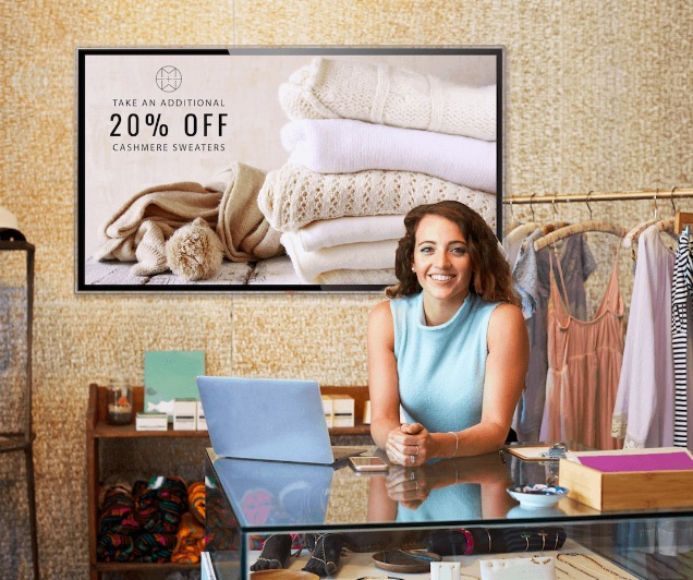 The Best Digital Signage Solutions for Small Businesses