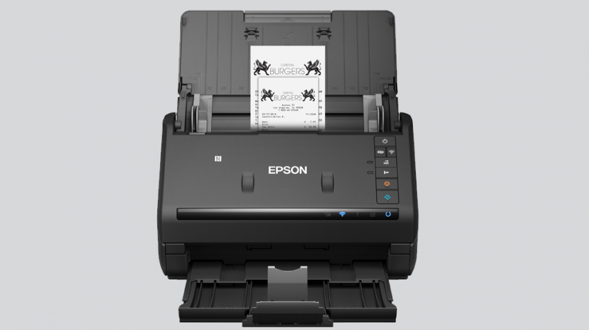 New Epson Document Scanners Designed for Small Business Receipt and Invoice Management