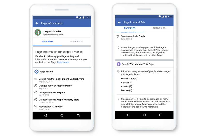 Social Media Giant Implements New Requirements Around Authorization for Facebook Pages