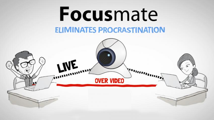 Focusmate Provides an On-Demand Accountability Partner