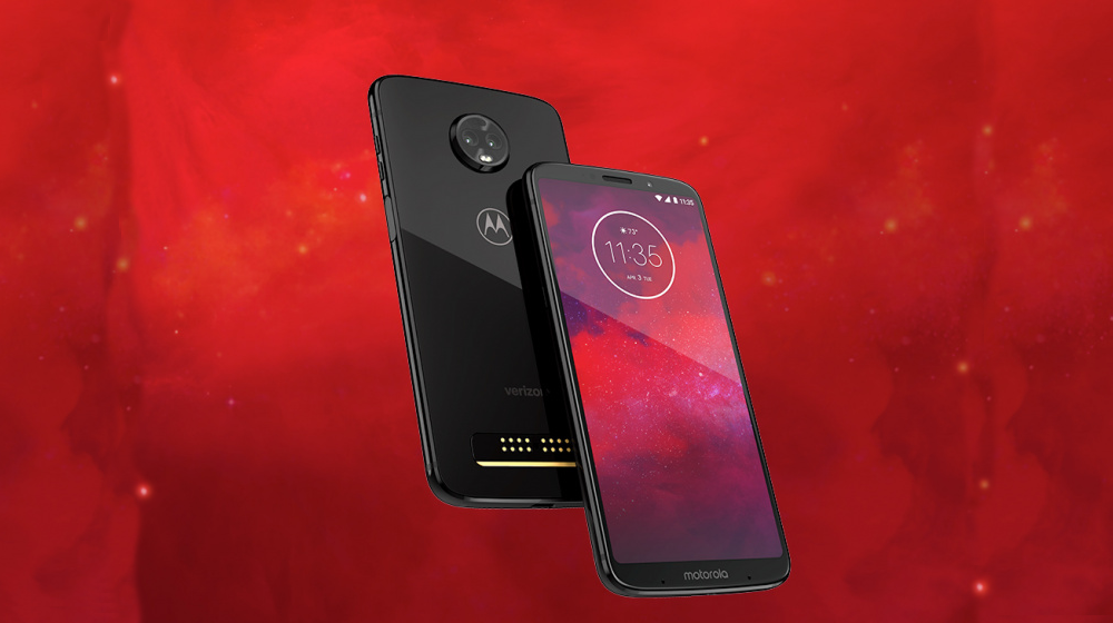 Behold -- The First Smartphone That Can Upgrade to 5G, moto