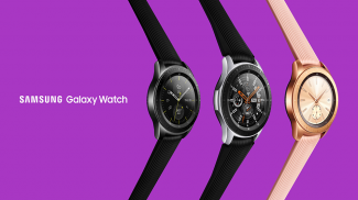 Samsung Galaxy Watch Designed to Be a Daily Companion