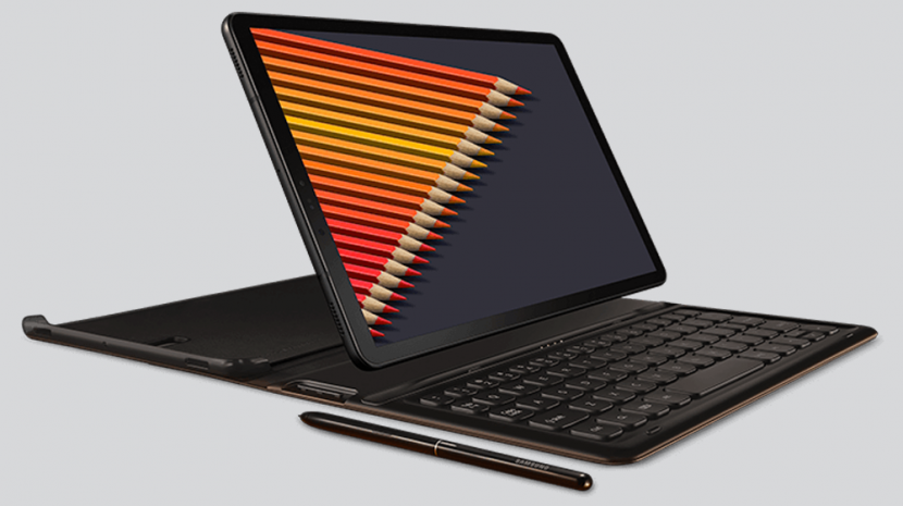 Samsung Galaxy Tab S4 Built for Productivity