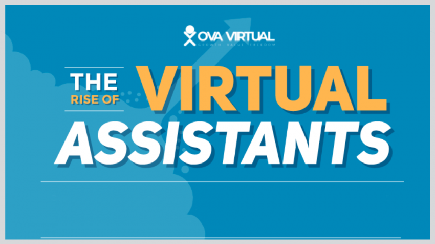 Are You Ready to Reap the Benefits of a Virtual Assistant? (INFOGRAPHIC)