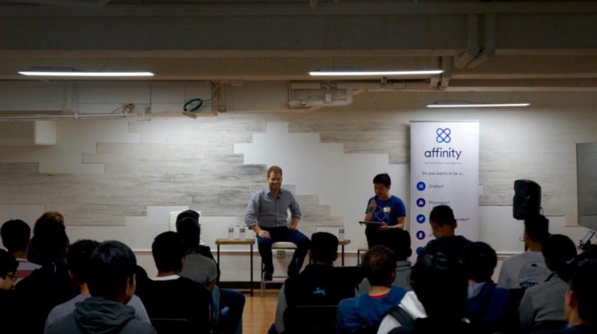 Spotlight: Affinity CRM Uses New Tech to Take a Different Approach Relationship Management
