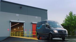 WhyAmazon Ordered Sprint Mercedes-Benz Vans