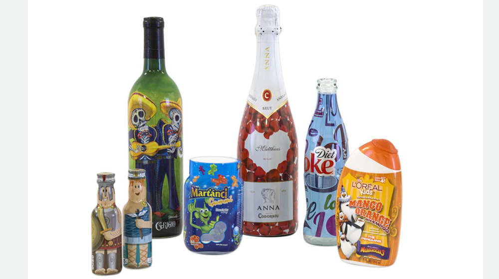 HP Indigo Digital Press Portfolio Has New Tech for Labeling and Packaging Companies