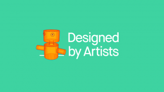Kickstarter Designed by Artists Launched