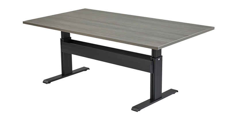 What is the Best Standing Desk for Your Business? - NewHeights Elegante XT