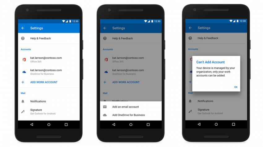 Outlook Mobile App Updates: Microsoft Adds More Business Management Functionality