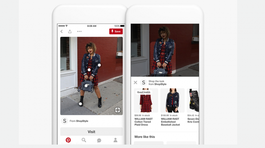Shop the Look Pins on Pinterest Allows Small Businesses to Sell Right from Pins